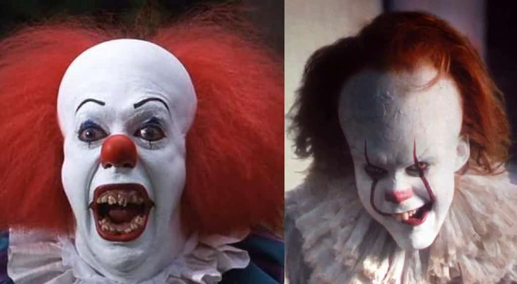 Police warn of 'creepy clown' sightings as Stephen King movie hits theaters