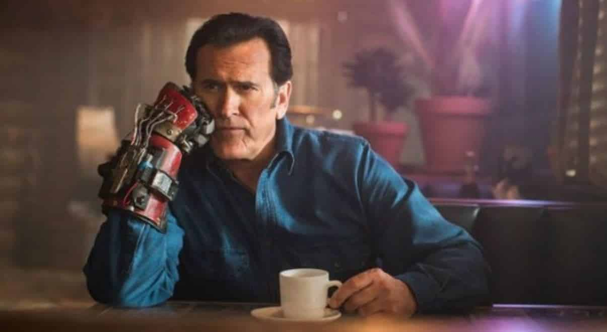 Bruce Campbell Done Playing Evil Deads ASH