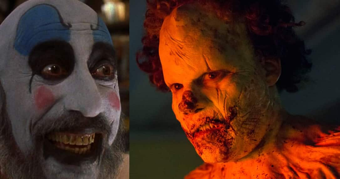 killer clown movies