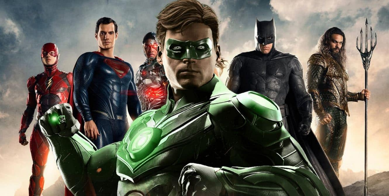 Rumor: Two Green Lanterns May Appear In JUSTICE LEAGUE