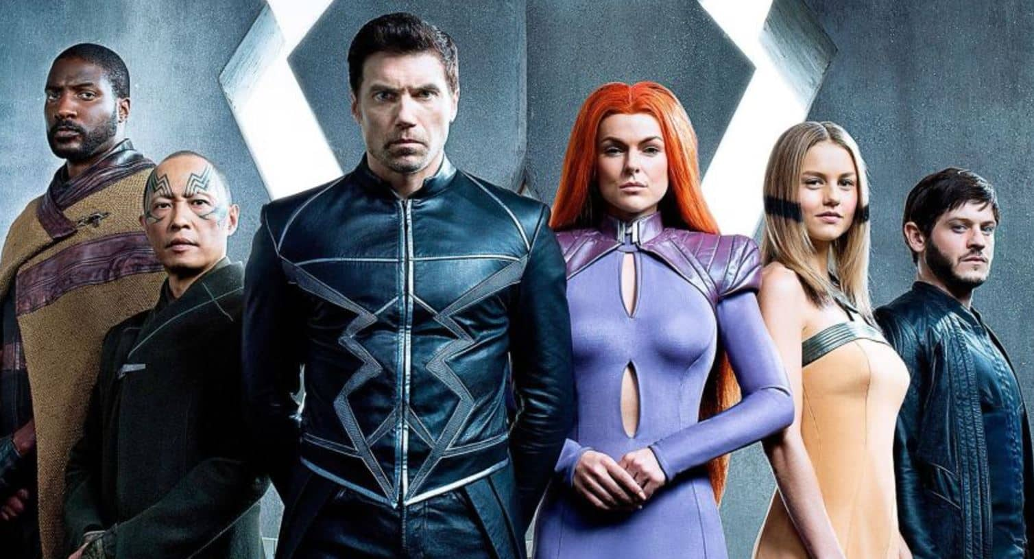 Image result for inhumans screengeek