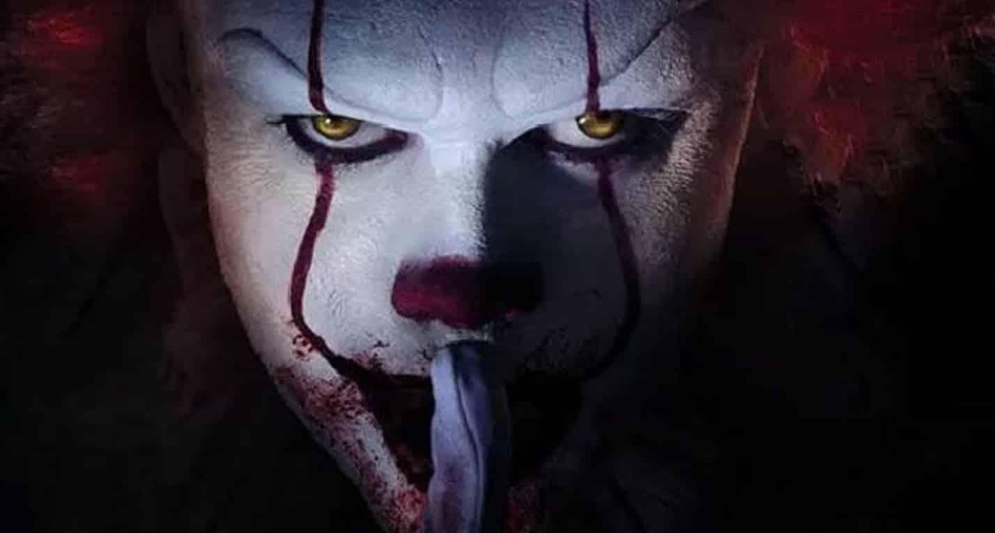 Wallpaper It Clown Bill Skarsgard Horror 2017 Hd: 'IT' Movie Could Be Banned For An Insane Reason