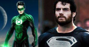justice league green lantern superman