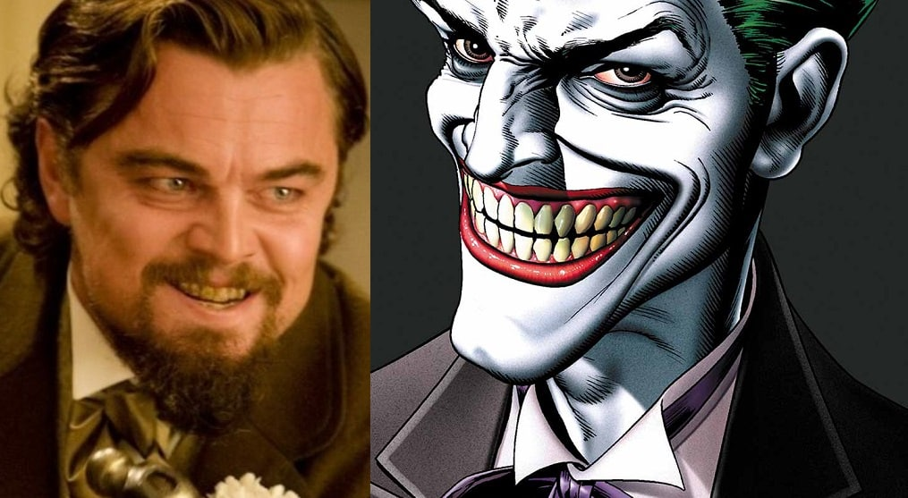 Leonardo DiCaprio Being Eyed To Play The Joker | 1015 x 557 jpeg 170kB