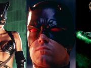 catwoman daredevil green lantern marvel dc comics