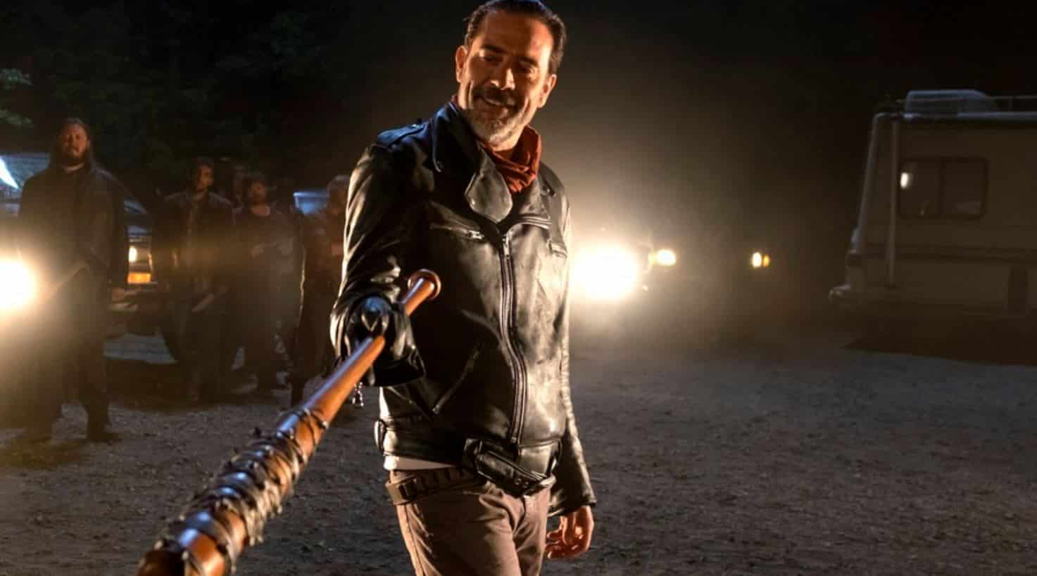 The Walking Dead Season 8 Will Feature Negan Dropping F