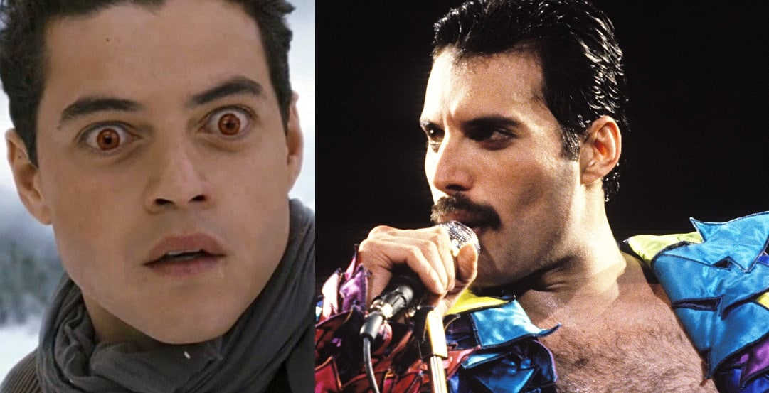 First Look at Rami Malek as Freddie Mercury in 'Bohemian Rhapsody'