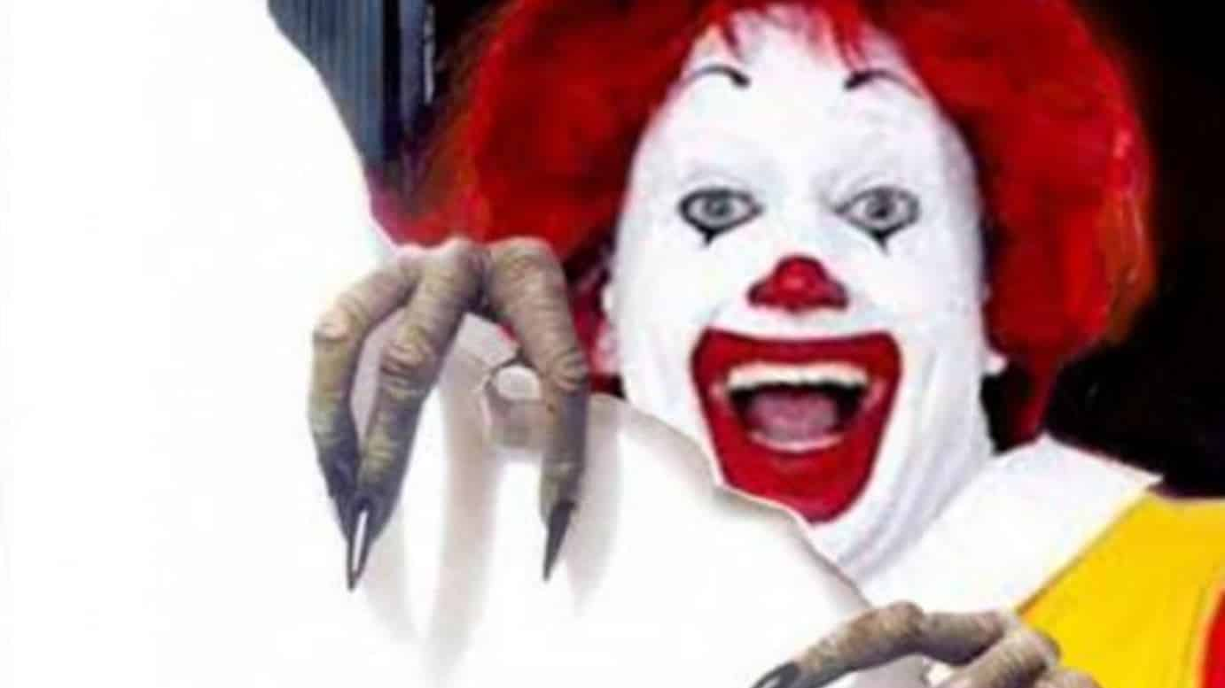 it gets remade with ronald mcdonald replacing pennywise the clown