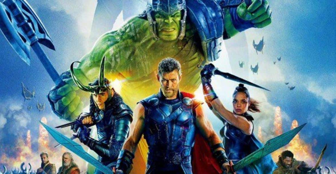 New Hulk Footage In Thor: Ragnarok Spot