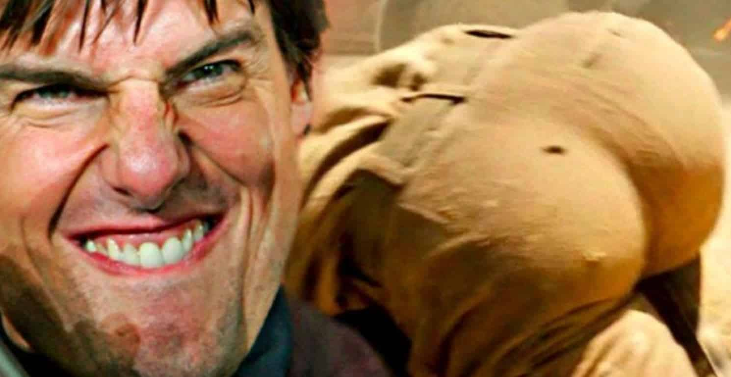 Tom Cruise Responds To Rumors He Had A Fake Butt in Valkyrie