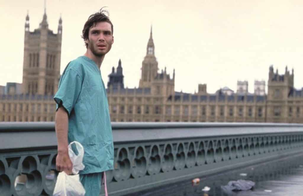 28 days later cillian murphy