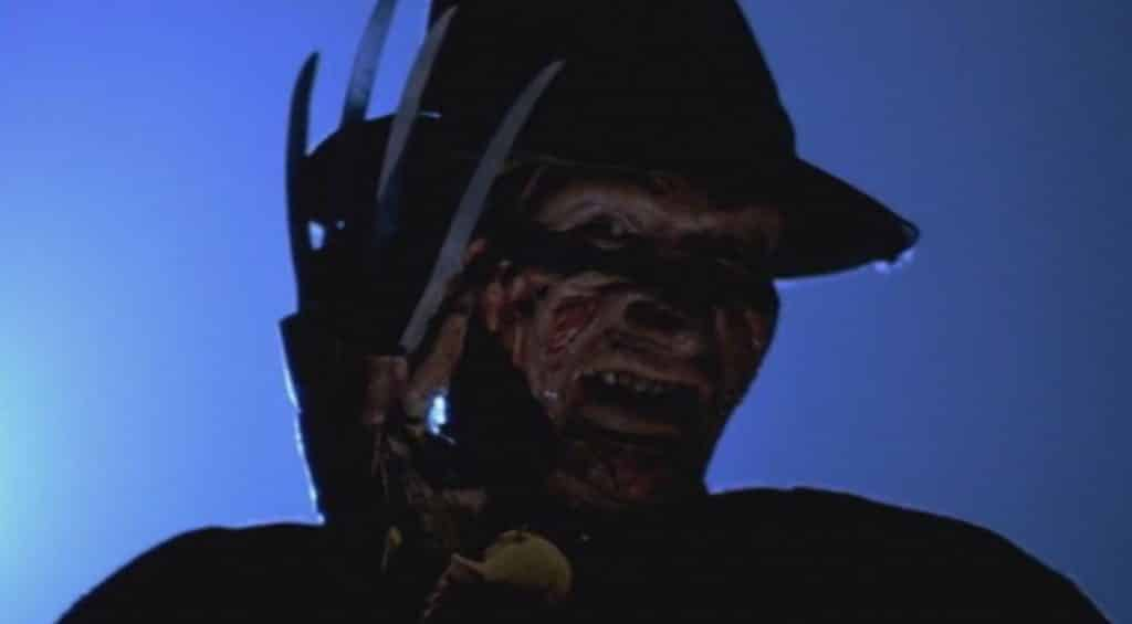 a nightmare on elm street 1984 freddy krueger