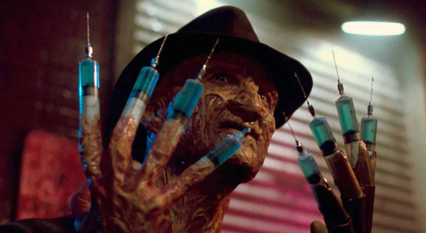 freddy krueger nightmare on elm street 3 dream warriors