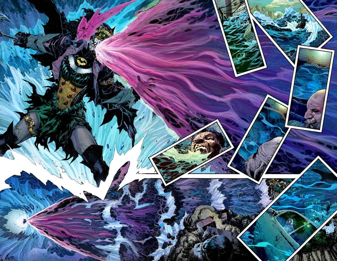 dc comics batman the drowned