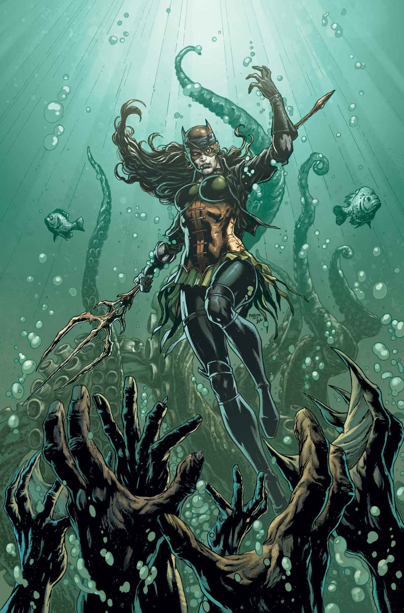 batman dc comics the drowned