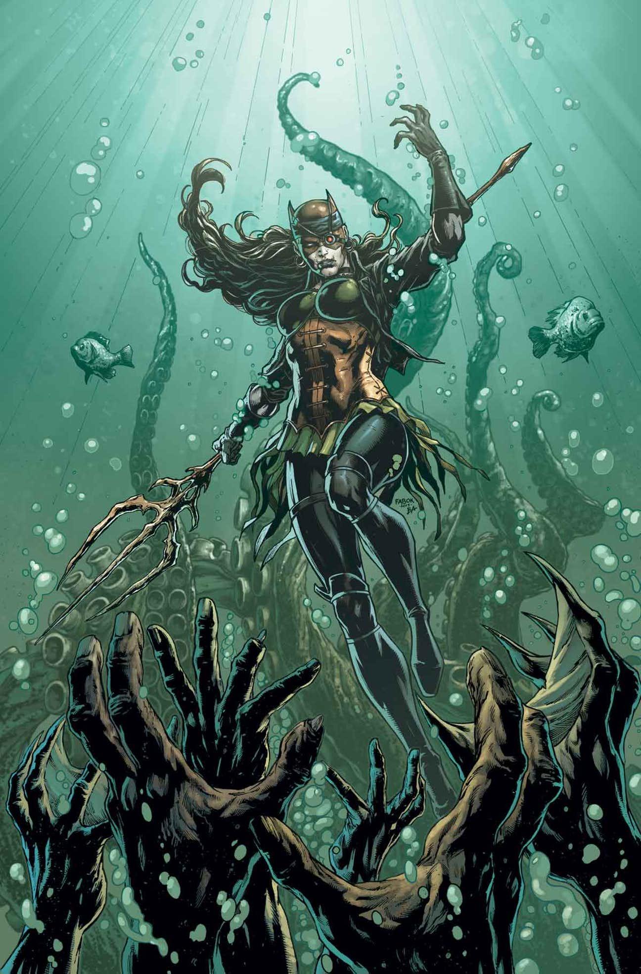 batman dc comics the drowned