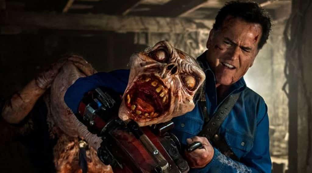 Bruce Campbell Ash vs. Evil Dead