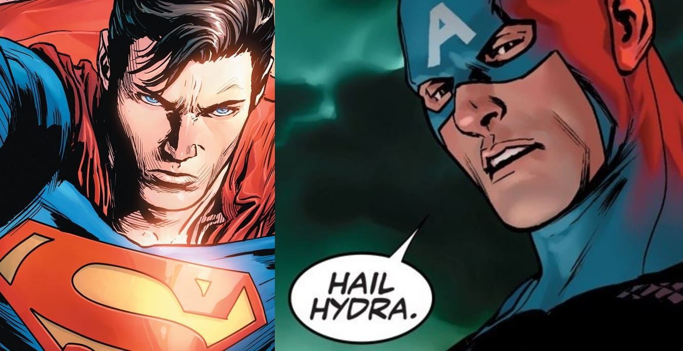 ae9922b9b526 Geoff Johns Confirms DC Comics Won't Turn Superman Into A Nazi