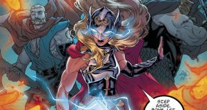 female thor marvel