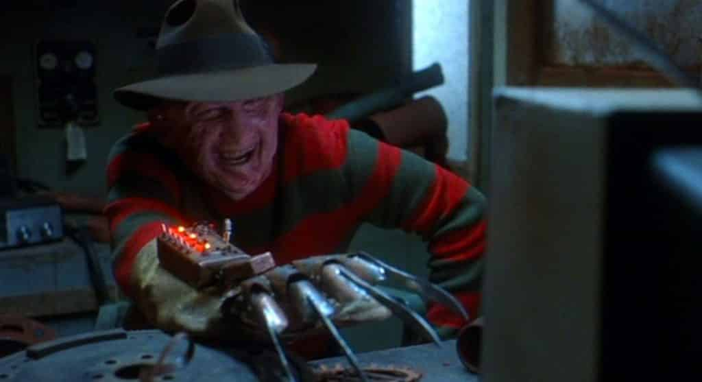 Freddy Krueger Freddy's Dead: The Final Nightmare