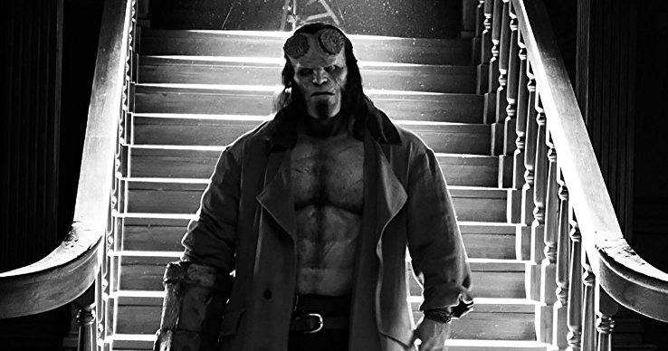 David Harbour Hellboy Reboot