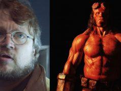 Guillermo del Toro David Harbour Hellboy