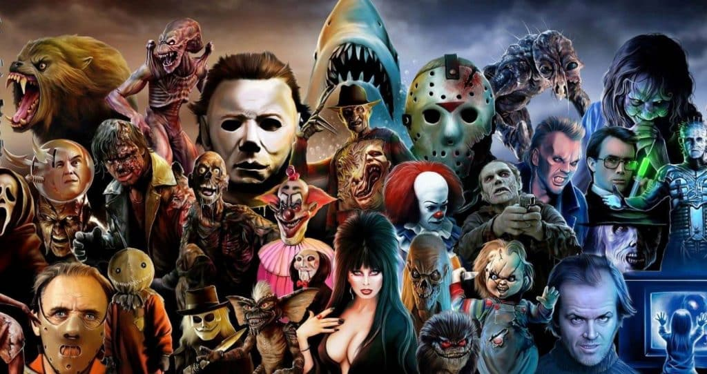 horror icons movie crossover