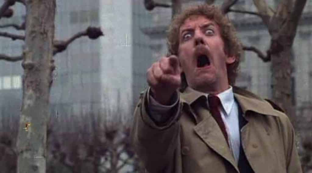 invasion of the body snatchers 1978