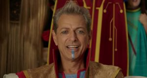 Jeff Goldblum Grandmaster Thor: Ragnarok