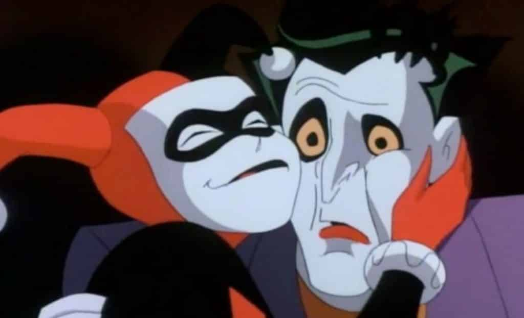 Joker and harley sex