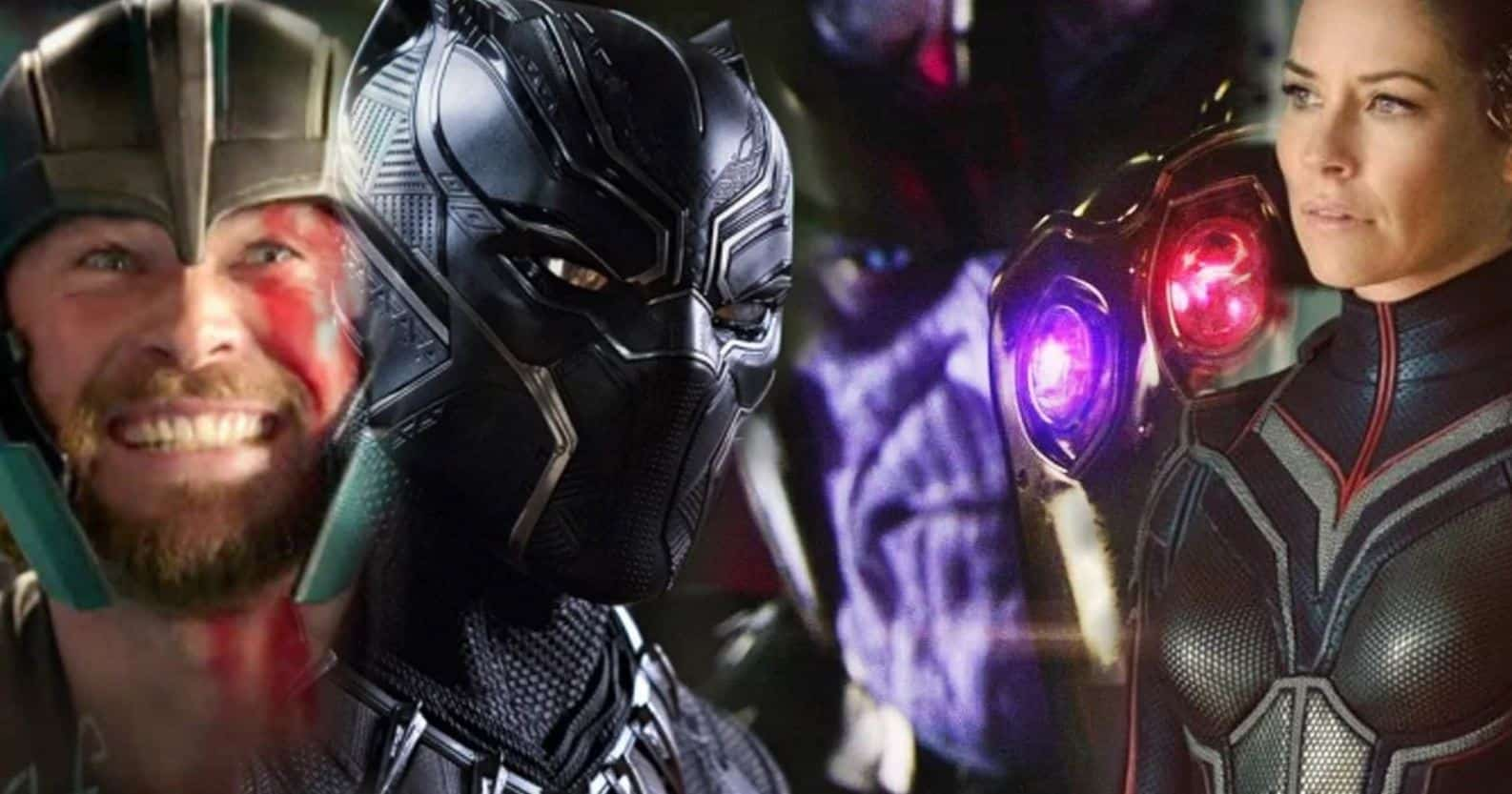 marvel movies thor black panther thanos wasp