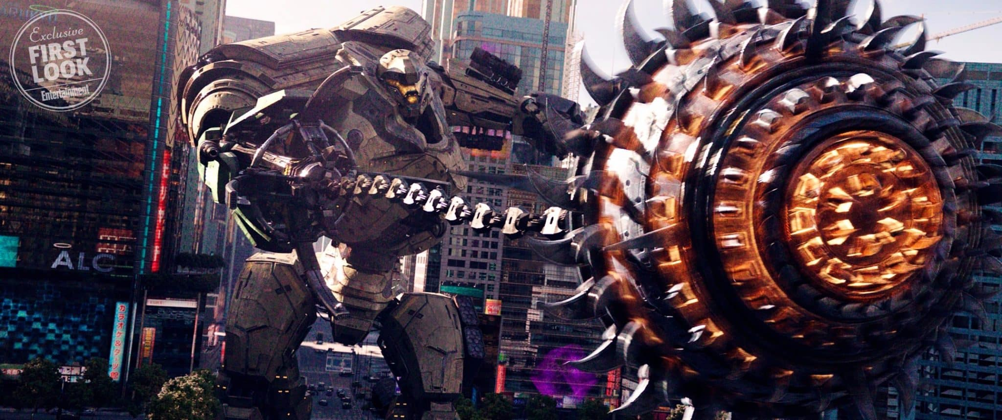 First Trailer For PACIFIC RIM UPRISING Released