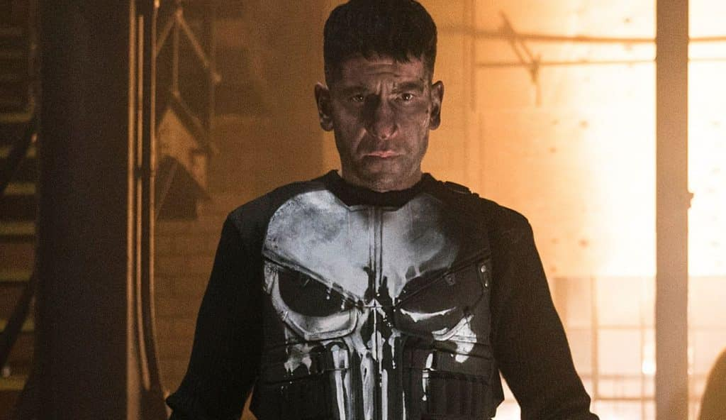 Netflix's Punisher series will go head-to-head with Justice League in November