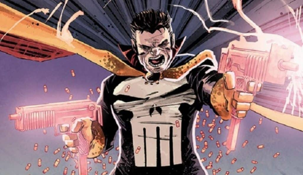 Secret Wars Punisher