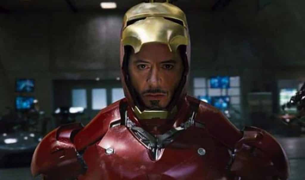 robert downey jr. iron man avengers