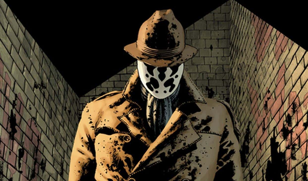Image result for Rorschach comics
