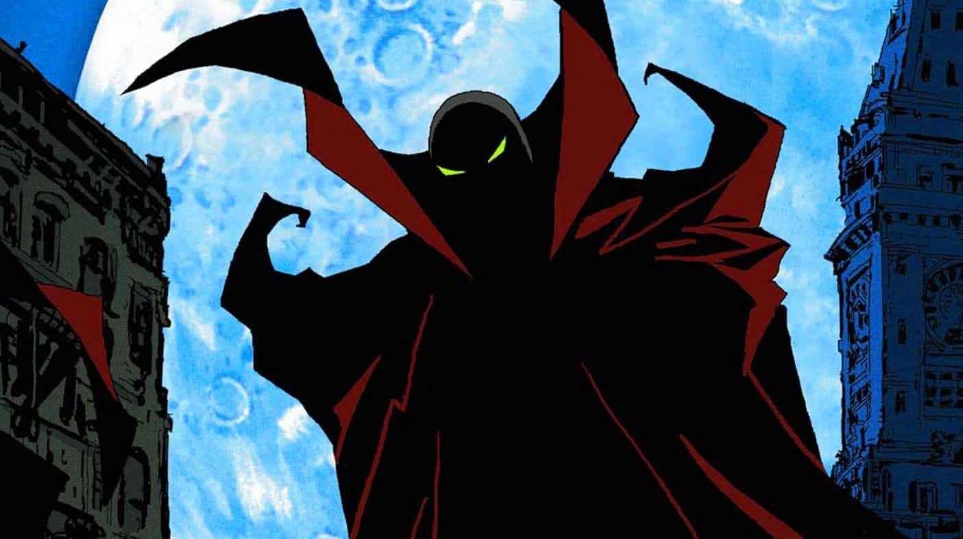 spawn animated series todd mcfarlane