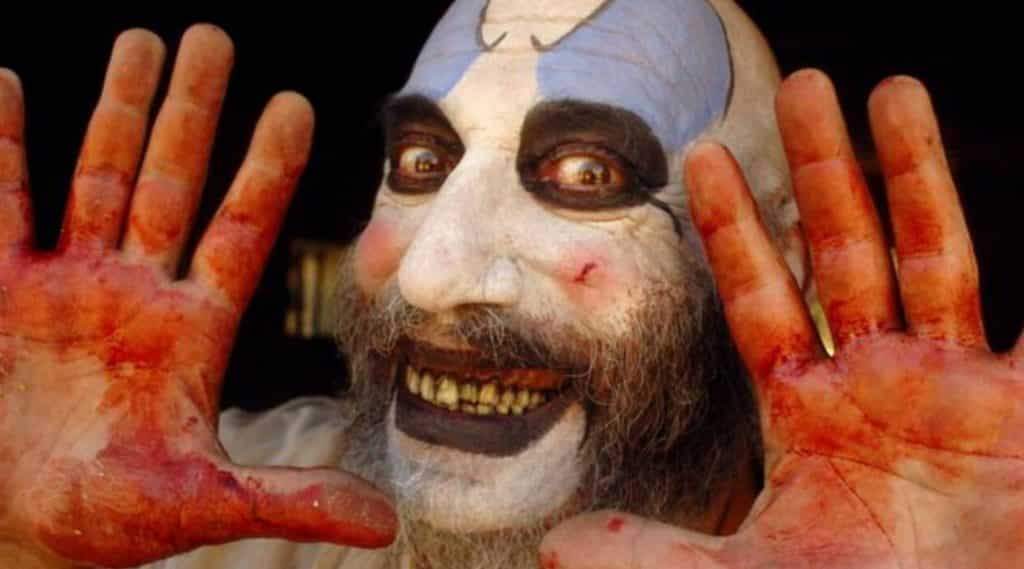 The Devil's Rejects Captain Spaulding