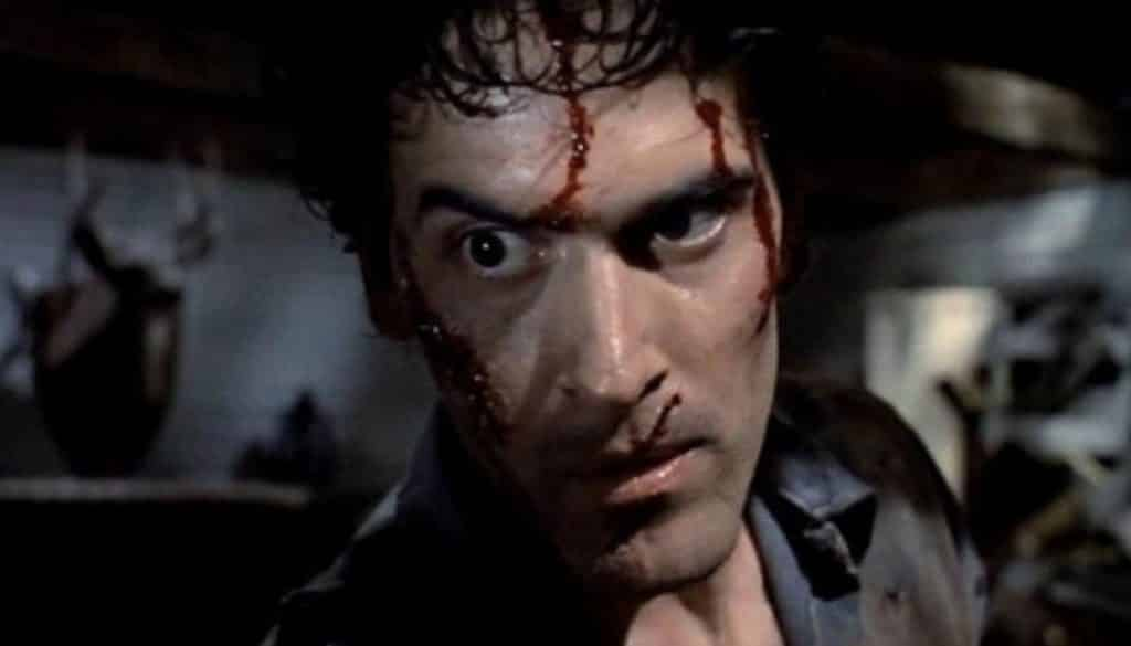 the evil dead 1981 bruce campbell