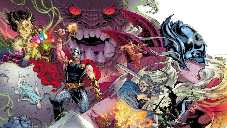 thor redesign marvel comics