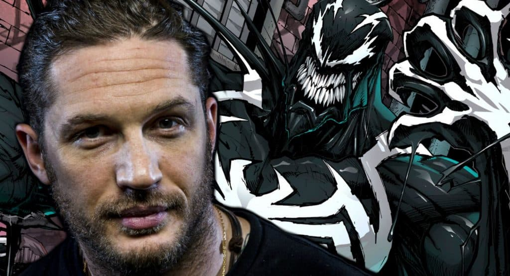 'Venom': First Photo From 'Spider-Man' Spin-Off Starring Tom Hardy Hits The Web