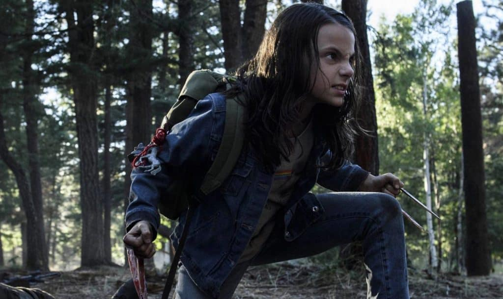 'Logan' Spinoff Centering on Laura/X-23 in the Works