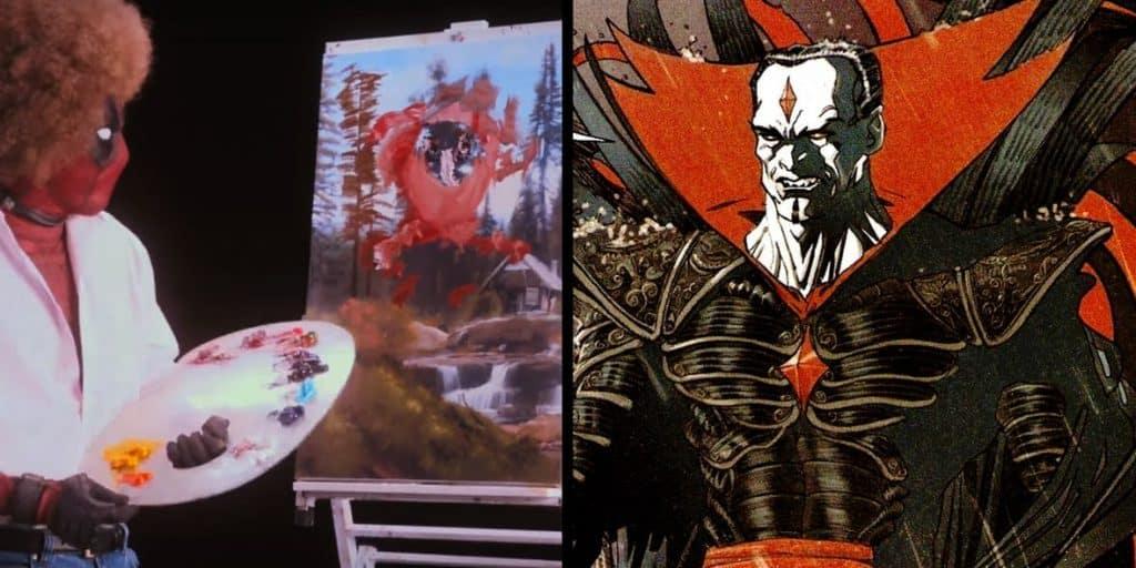 Deadpool 2 trailer Mister Sinister