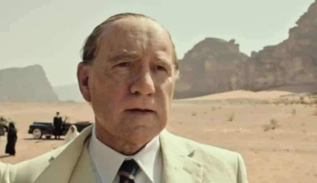 all the money in the world J. Paul Getty kevin spacey