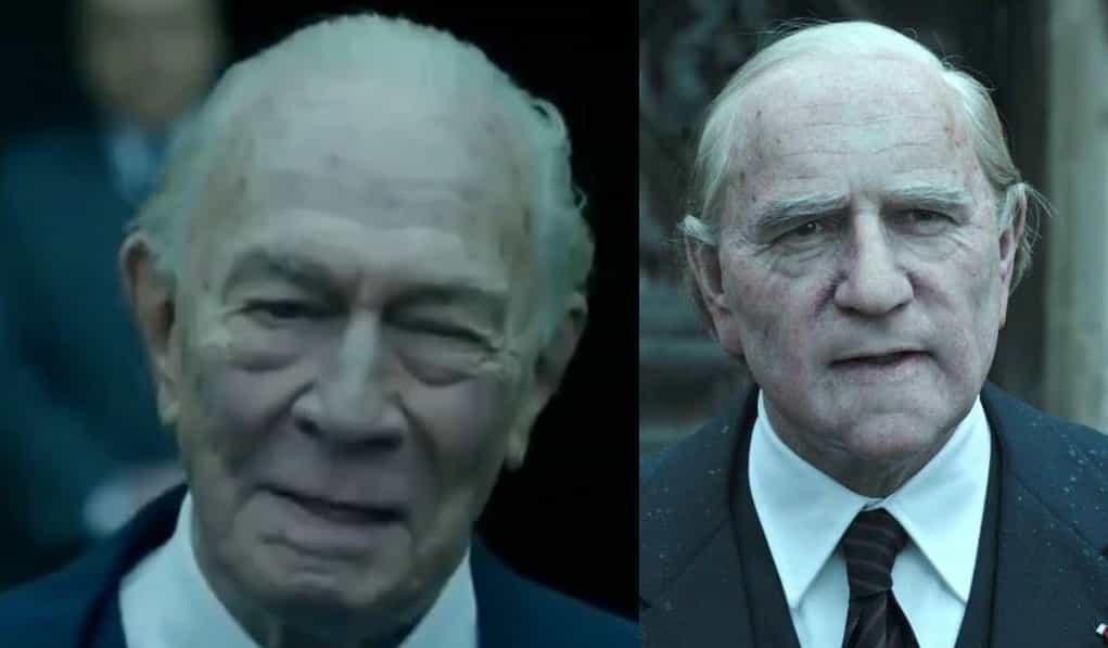 All the Money in the World Christopher Plummer Kevin Spacey