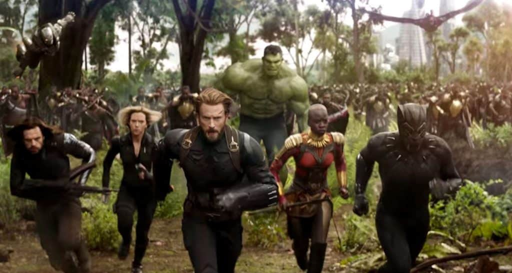 Marvel's Avengers: Infinity War Trailer