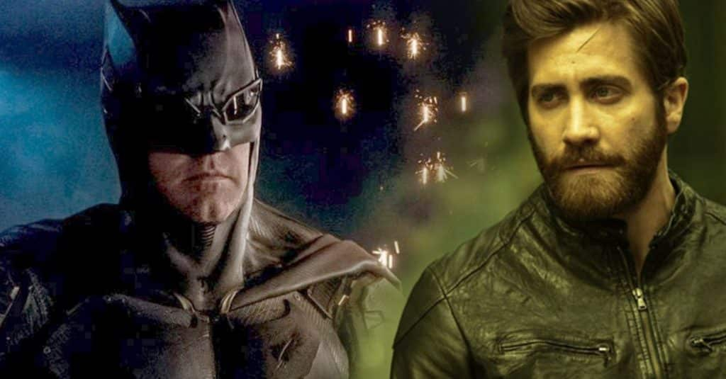 The Batman: Could Jake Gyllenhaal Replace Ben Affleck?
