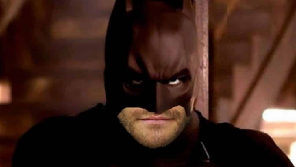 Ben Affleck No Longer A Batman