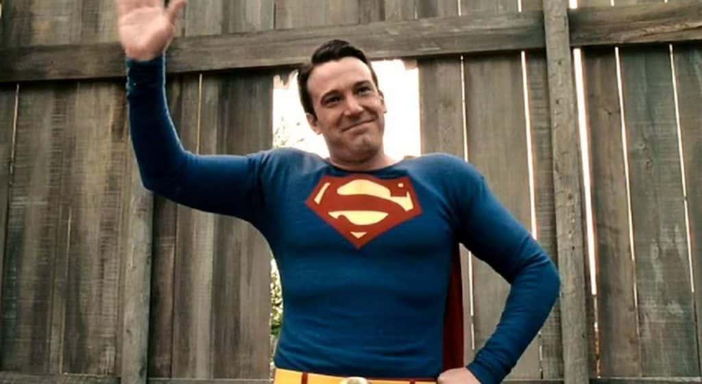 Ben Affleck Superman Hollywoodland