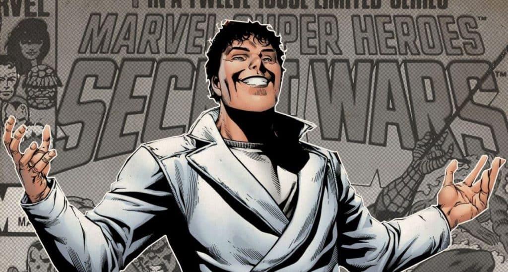 Beyonder Marvel Comics